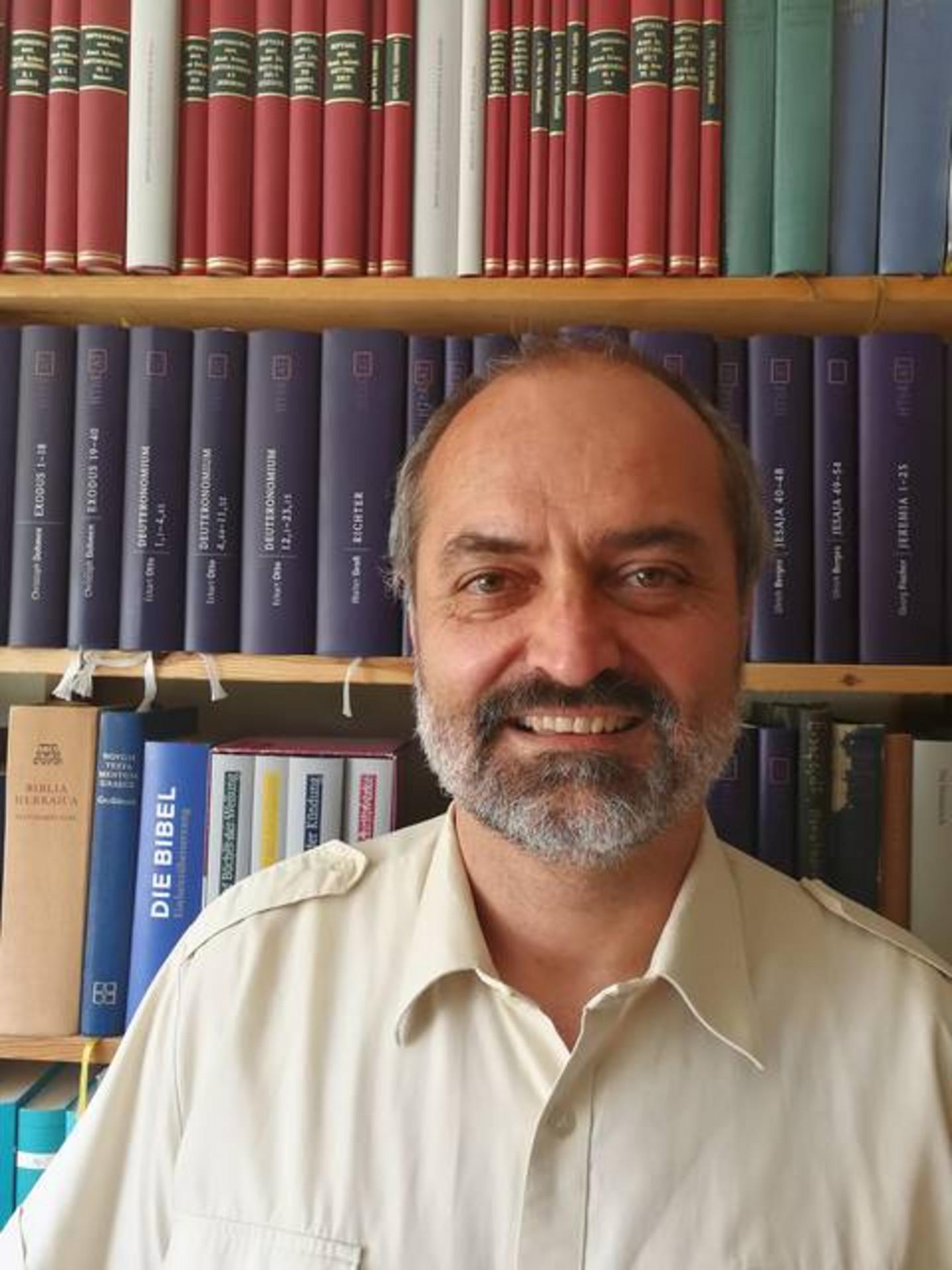 Prof. Dr. Andreas Michel